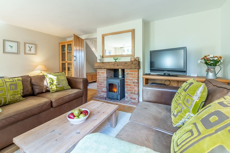 Ayres Cottage, holiday rental in South Creake