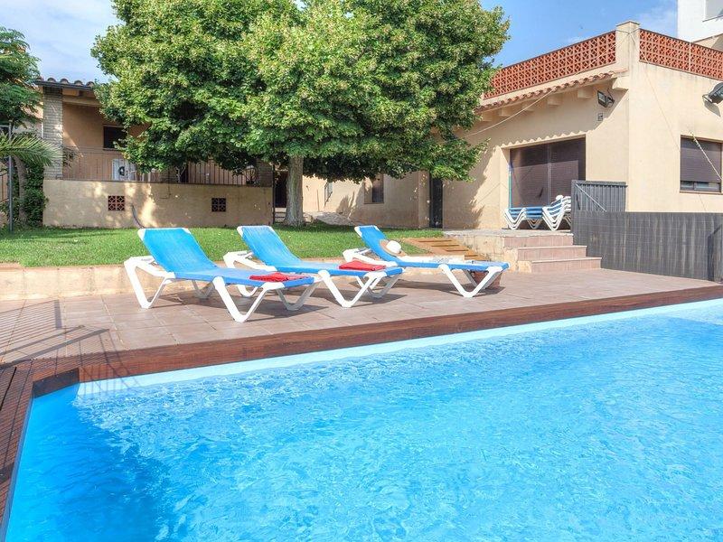 La Tilia, holiday rental in Calonge