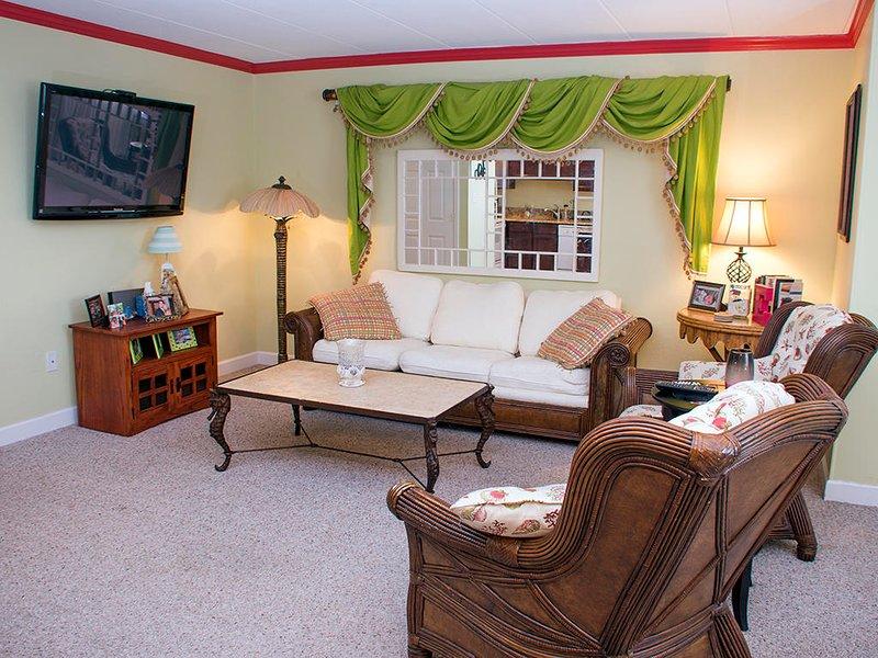 Seahorse, 304 - Sala de estar