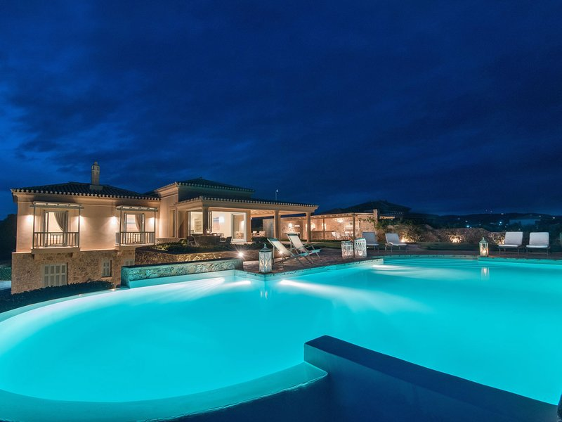 Villa Gold, holiday rental in Kranidi