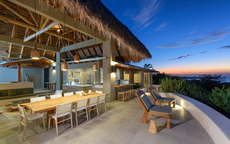 Sunset House - Tamarindo - 5 Bedrooms, vacation rental in Tamarindo