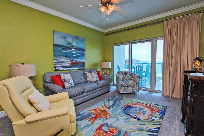 8th Floor Gulf View Condo