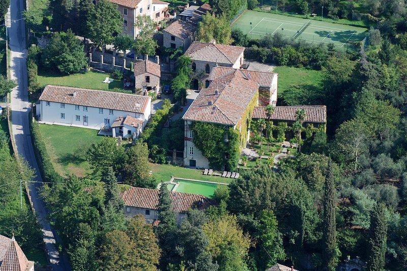 Villa Michaela, casa vacanza a Vorno