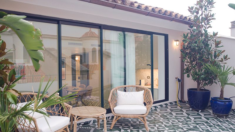 CASA TIMOTEO | C4 - ATICO 1 HABITACION, holiday rental in Ibi