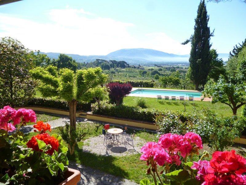 Podere Compegno Piccolo, holiday rental in Perugia