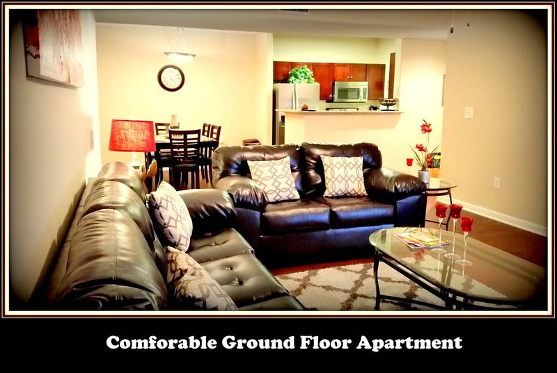107 · 107❤️Medical Discount☆Near NRG☆1st floor☆Shuttle, holiday rental in Pearland