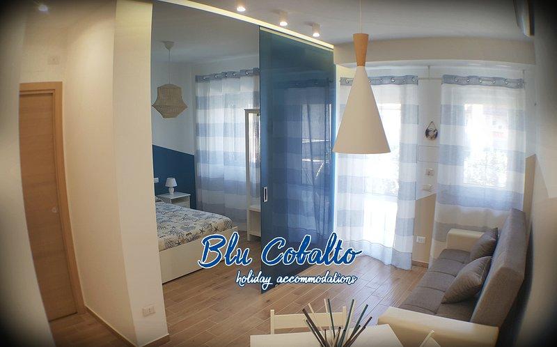 Blu Cobalto (Appartamento Levante x4), holiday rental in Fondachello