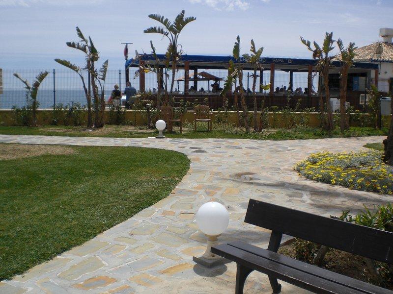 Amazing sea views on first floor Las Mimosas DOSUL, alquiler de vacaciones en Mijas