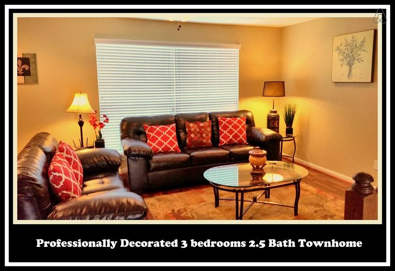 283 · 283❤️ Energy Corridor☆Memorial☆Katy☆Hou Galleria, vacation rental in Cypress