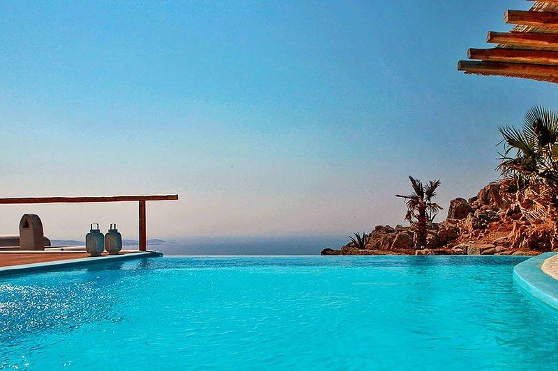 Sunkiss Villa, holiday rental in Faros Armenistis