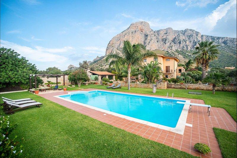 Villa Trinacria, aluguéis de temporada em Cinisi