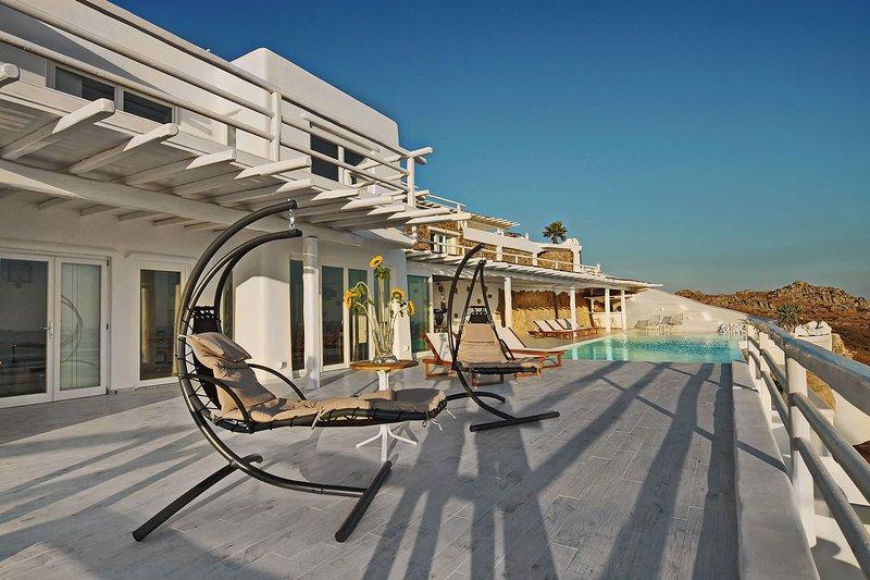 Villa Fabulous, holiday rental in Faros Armenistis