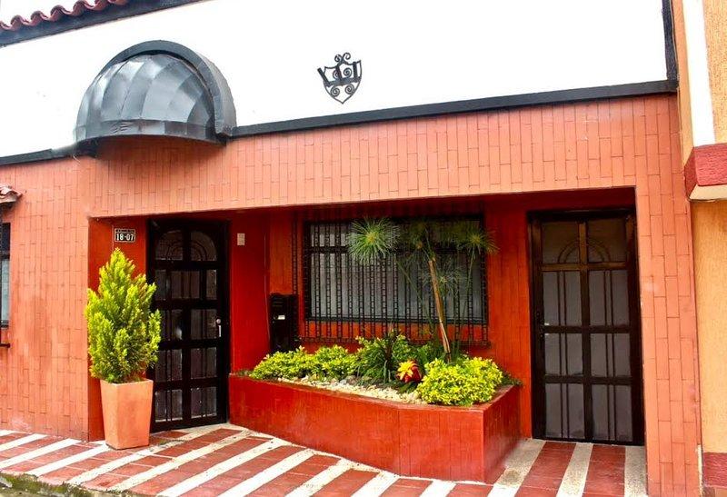 Hotel Vivaio, holiday rental in Firavitoba