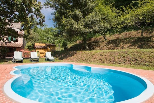 Villa La Pieve, aluguéis de temporada em Salapreti