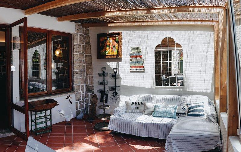 Vintage Beach & Golf Villa, location de vacances à Trafaria