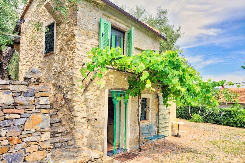 Country Home Il Passatempo, vacation rental in Diano Borello