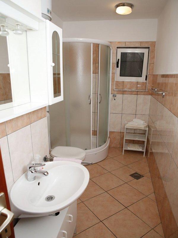 A1(4+1): bathroom