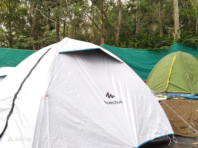 MUNNAR JUNGLE CAMP, holiday rental in Vattavada