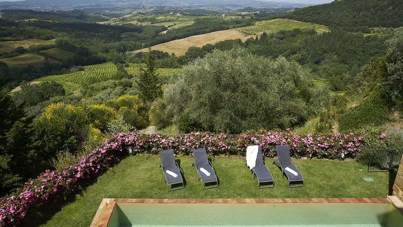Luxury villa Salvia, vacation rental in Florence