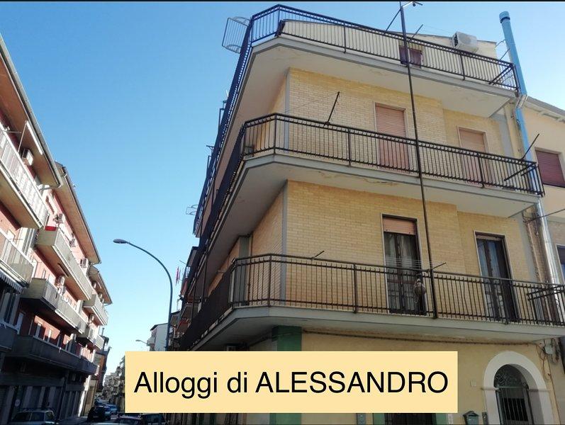 Alloggi di Alessandro a Lavello, presso corso Roma, zona centrale., alquiler vacacional en Rapolla