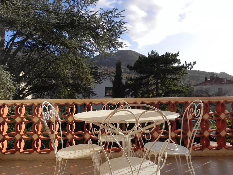 Villa Les Horizons - Le Petit Nice - Amazing Views, vakantiewoning in Nyons