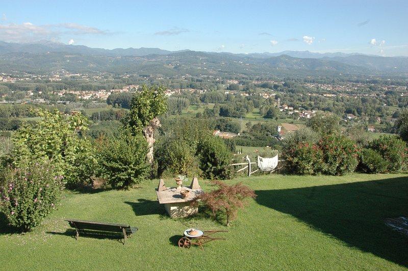 Villa dell'Ortensia, holiday rental in Pozzuolo