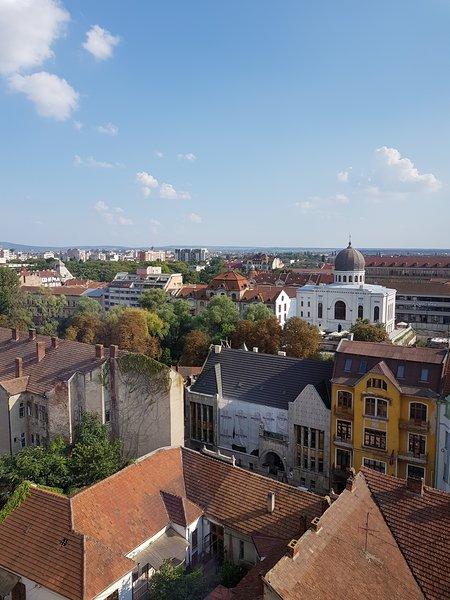 Oradea Central Studion with Amazing View, casa vacanza a Baile Felix