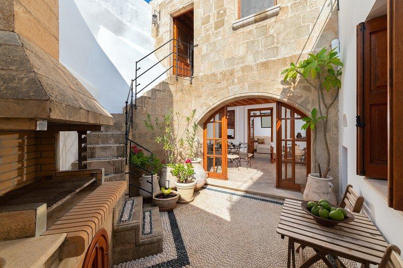 Villa Valasia, holiday rental in Lindos