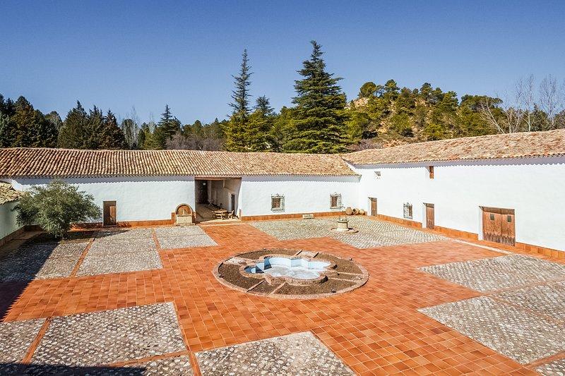 Casa de Campo en Villalba de la Sierra - Cuenca, casa vacanza a Albalate de las Nogueras