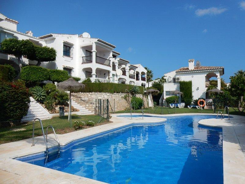 Jaramar at Riviera del Sol on Costa del Sol, alquiler de vacaciones en Mijas
