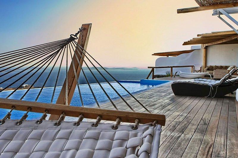 Queen Villa, holiday rental in Faros Armenistis