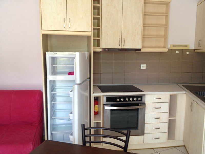 Manos and Elenis apartments, holiday rental in Agia Paraskevi