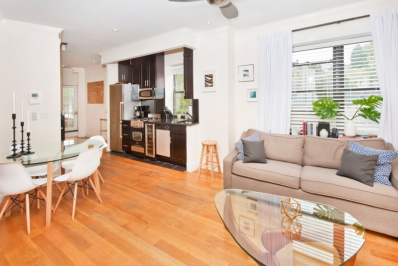 Welcome to your fully furnished West Village apartment! All you need to bring is your luggage!