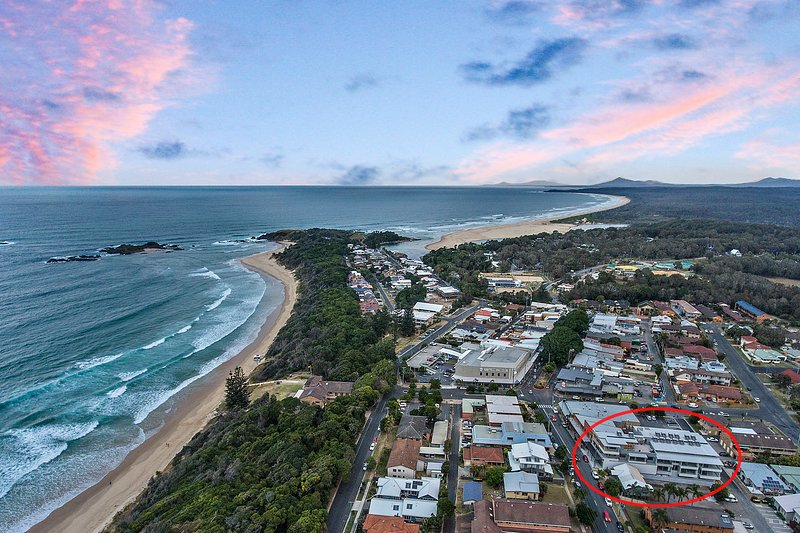 No 5 Rockpool Sunny Sawtell, vacation rental in Brooklana