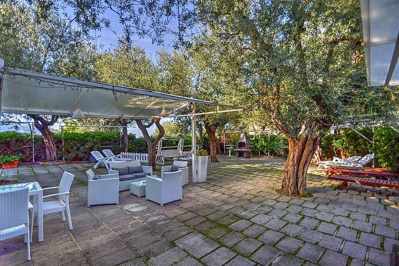 Casa Miriam C, holiday rental in Marina di Puolo
