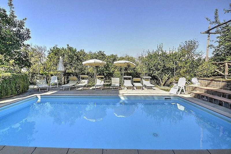 Villa Fillide C, location de vacances à Sant'Agnello