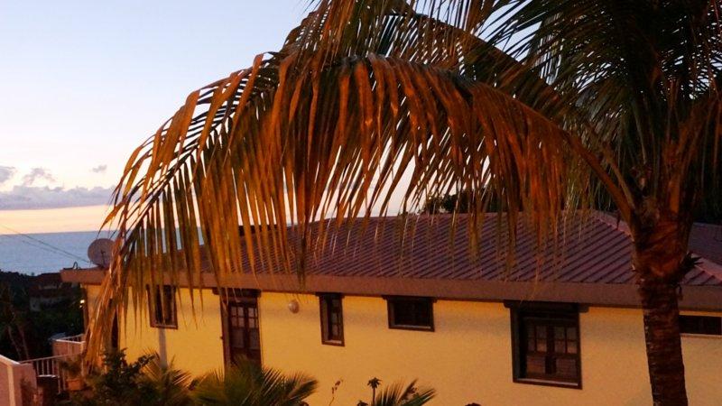 Villa Ansalane - front facade