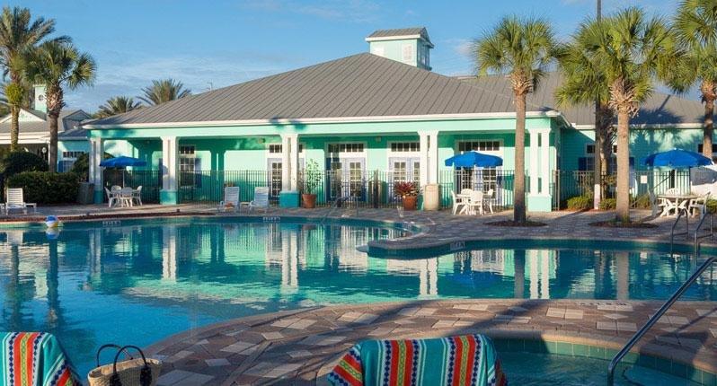Festiva Orlando Pool Area