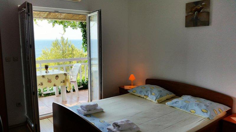 Camera da letto, Superficie: 10 m²