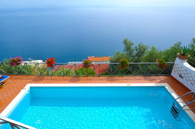 Villa Mille e una Notte, vacation rental in Conca dei Marini