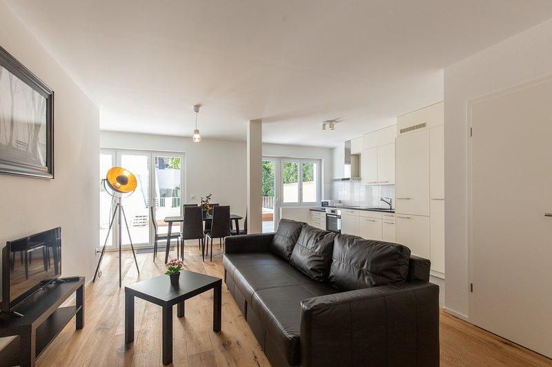 Good Night Apartement 1, vacation rental in Leymen