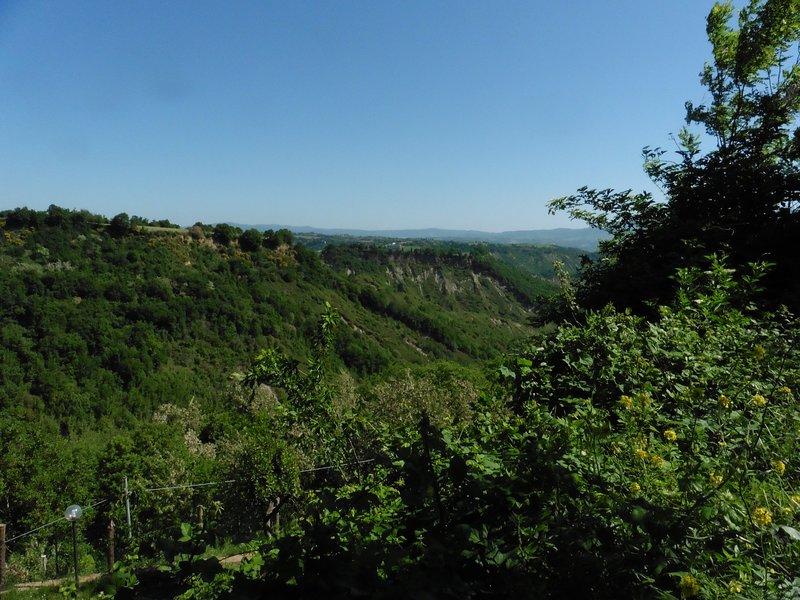 CASA BAGNOREGIO, Ferienwohnung in San Michele in Teverina