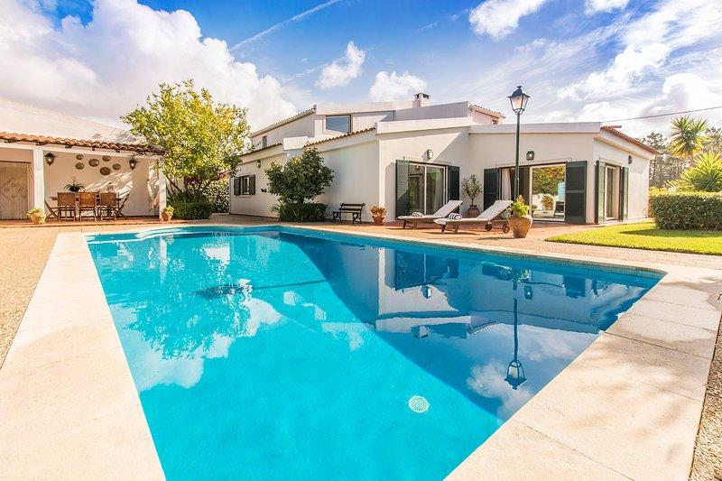 Villa Goreti, location de vacances à Amora