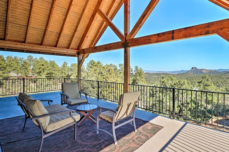 All your worries will disappear at this Prescott vacation rental home!