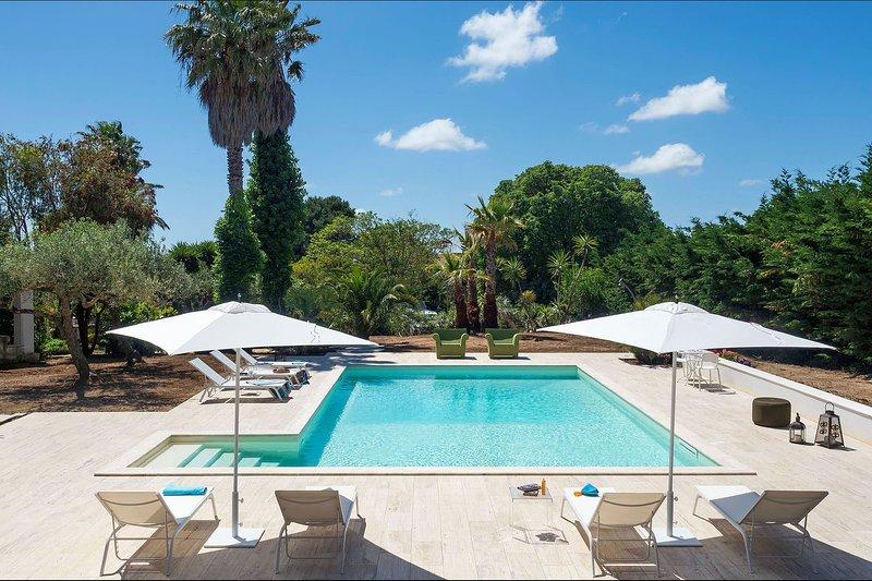 Green Villa, holiday rental in Valderice