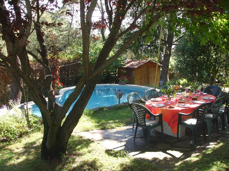 CASA TULA, holiday rental in Colmenar Viejo