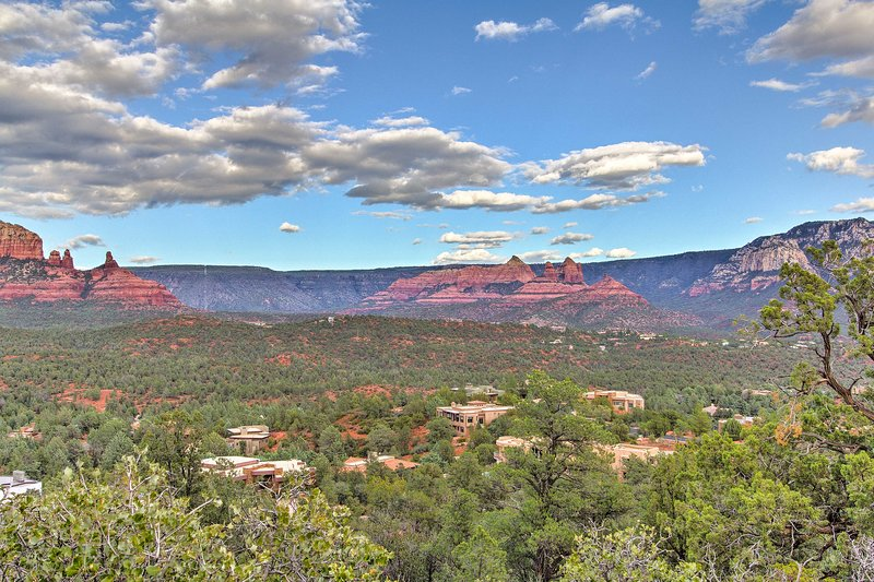 Distance From Sedona To Phoenix >> Escape The Phoenix Heat At This Sedona Gem Suite Updated
