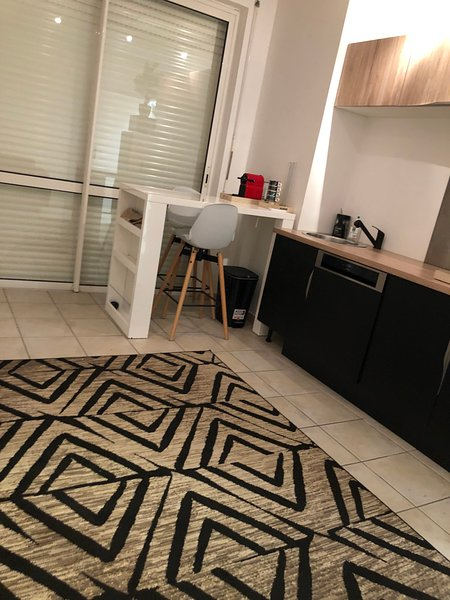 Beautiful apt with terrace & Wifi, vakantiewoning in Pointe-à-Pitre