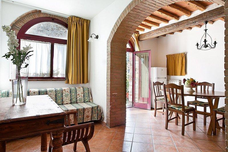 Casa Sibilla D, holiday rental in Ricavo