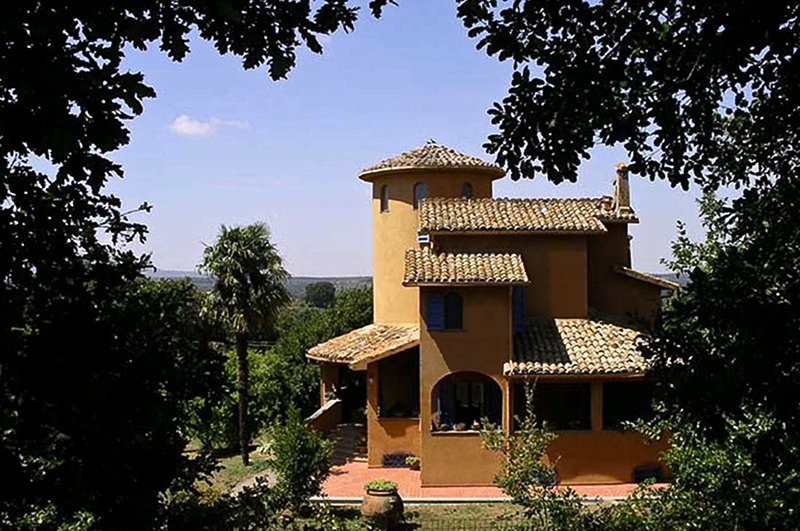 • Villa Le Terrae • 1hr from Rome • Lazio/Umbria border, vacation rental in Penna in Teverina